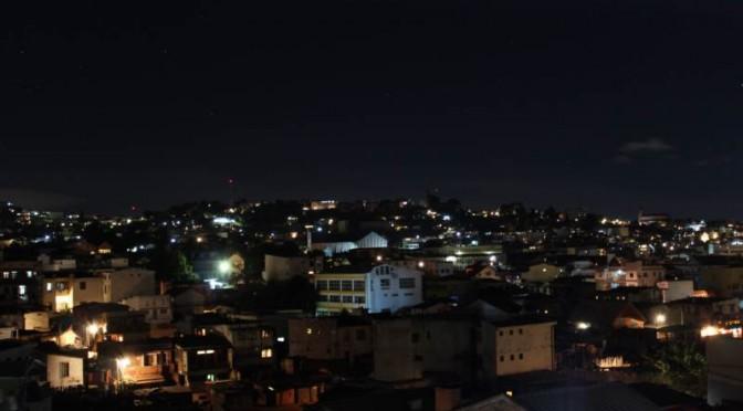 Antananarivo la nuit