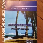 Le dictionnaire francais-malgache