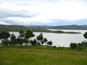 Le lac d'Ampefy