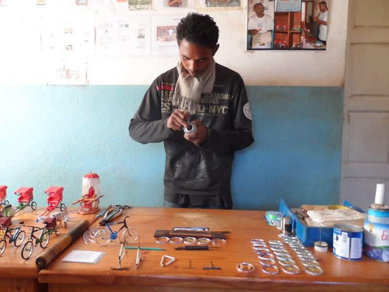 Artisan d'Antsirabe