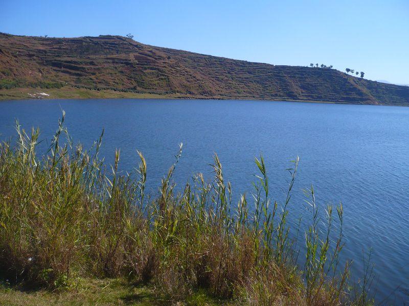 Le lac Andraikiba