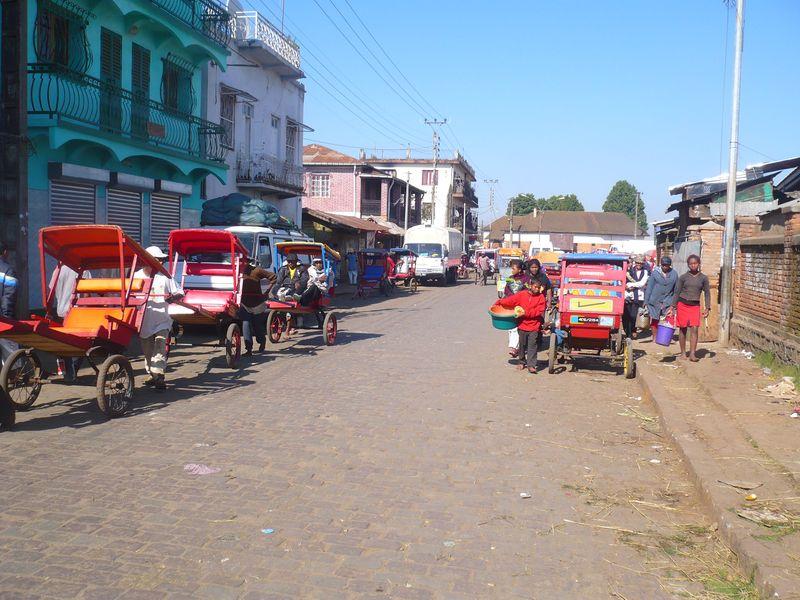 Une station de pousse à Antsirabe
