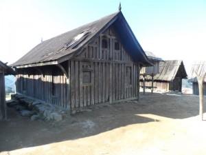 Maison des pays Zafimaniry