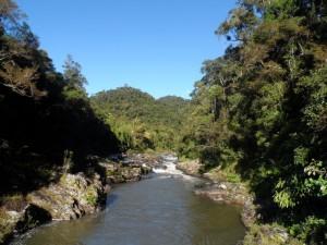 Riivière près de Ranomafana