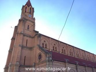 L'église de Faravohitra