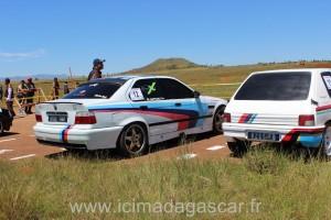 La BMW du RunMada