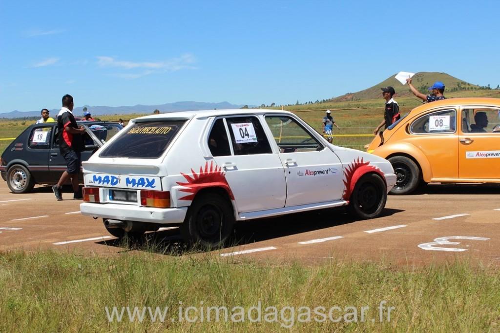 Mad Max aussi est venu au Run de Madagascar