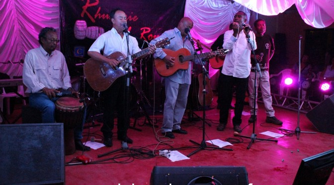 Mahaleo en concert