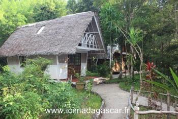 Un hôtel de Manambato