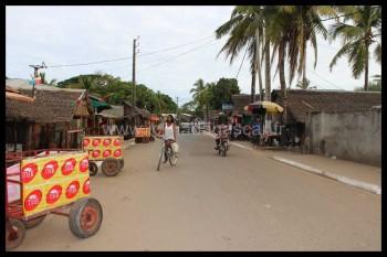 Une rue de Dzamandzar
