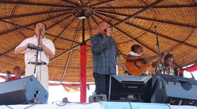 Mahaleo : concert en plein air