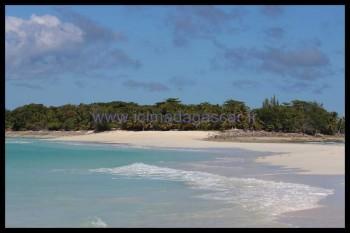 Le deuxième îlot de Nosy Iranja