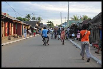 C'est aussi une agglomération malgache.