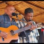 Une chanson en duo, entre Dadah et Fafah.