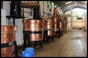 La distillerie de Nosy Be