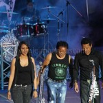 Trio de voix à Tana In Rock