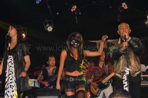 Les danseuses de Tana In Rock