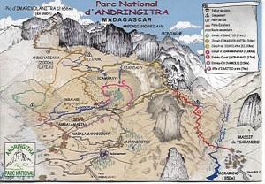 plan andringitra