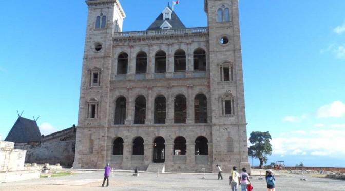Voir Antananarivo en 2016