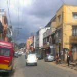 La rue de Besarety