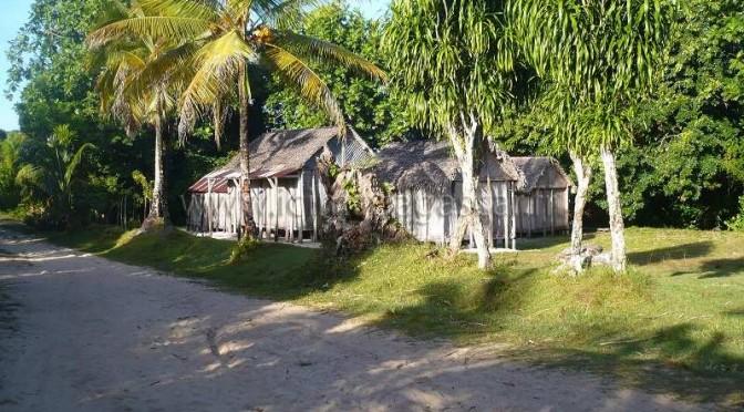 Un village au nord de Sainte-Marie