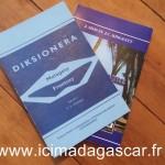La panoplie de dictionnaires pour apprendre le malgache