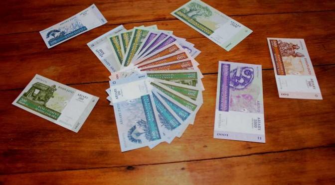 La monnaie malgache