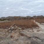 Petit tombeau Bara sur la route