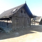 Une maison des pays Zafimaniry