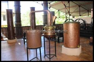 La distillerie de Nosy Be