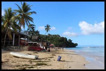 La plage d'Ambatoloaka