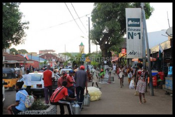 La rue marchande de Hellville