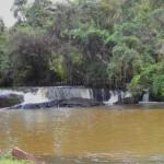 Cascade de Mangoro, près de Anjiro, sur la RN2.