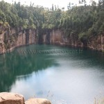 Le lac de Tritriva, lieu de culte et de sacrifice.